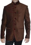 Royal Groom Dark brown 2 Pc Jodhpuri Suit