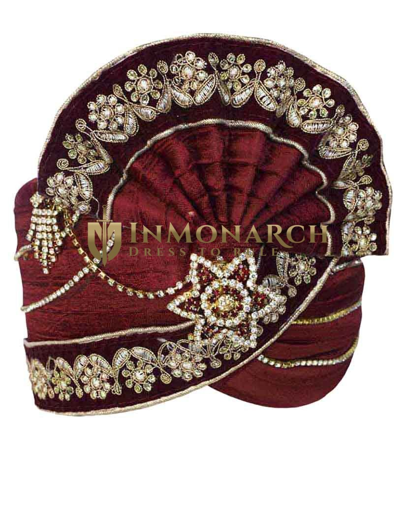 Rajasthani Groom Turban Pagari Safa Groom Hats