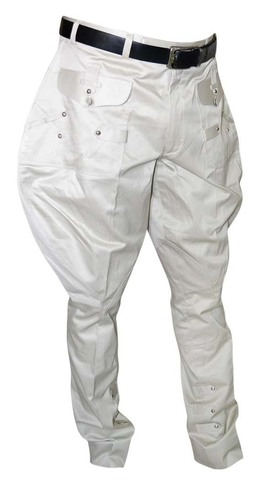 Mens and Womens Gainsboro Jodhpuri Baggy Breeches