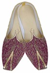 Traditional Shoes For Men Wine Designer Shoe Jutti Indian Mens Shoes