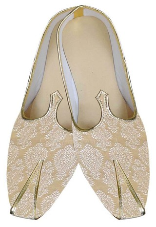 Indian Wedding Shoes For Men Ivory Shoes Indian Wedding