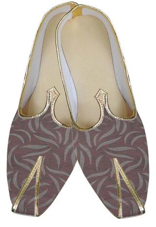 Mens Copper Indina Wedding Shoes