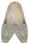 Mens Cream Perfect Look Wedding Shoes