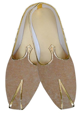 Indian Wedding Shoes For Men Beige Wedding Shoes Traditional
