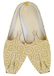 Mens Juti Yellow Wedding Shoes Ethnic Sherwani Shoes