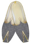 Indian Wedding Shoes For Men Gray Wedding Shoes Occasional