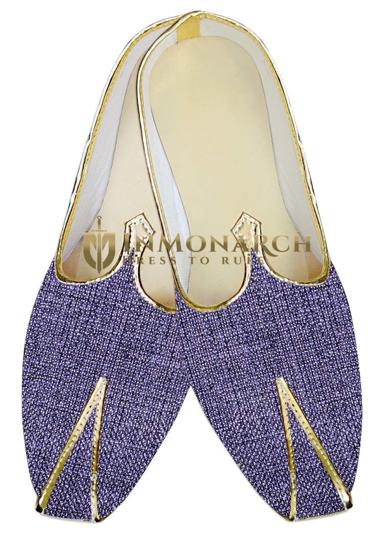 Indian Wedding Shoes For Men Blue Jute Wedding Shoes Indian Style