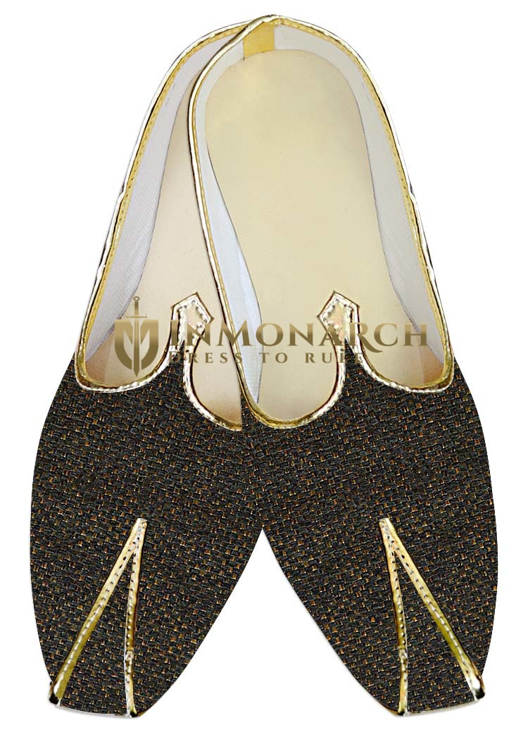 Mens Wedding ShoeFor Groom Olive Drab Jute Wedding Shoes Handmade