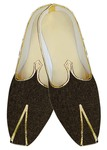 Mens Wedding Shoe For Groom Brown Jute Wedding Shoes Handmade