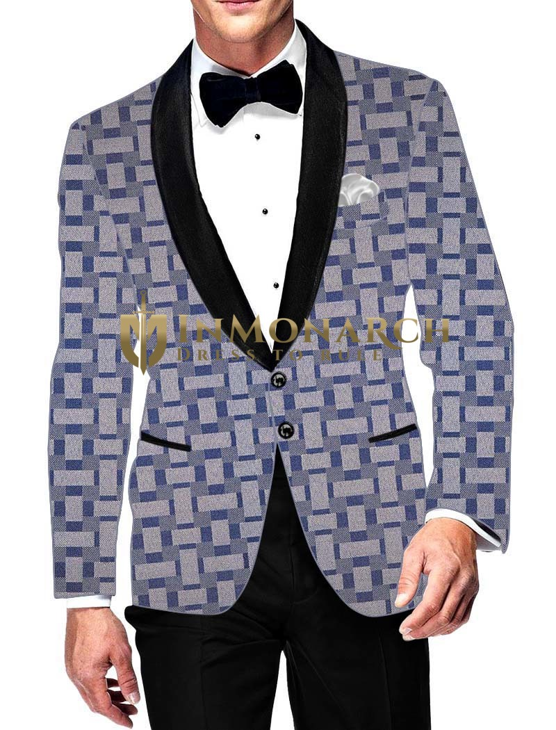 Mens Slim fit Casual Natural Sports Jacket Wedding