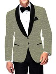 Mens Slim fit Casual Light Green Blazer sport jacket coat Bollywood Look