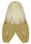 Mens Sherwani Shoes Golden Wedding Shoes Partywear Juti For Men