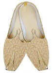 Mens Juti Bisque Wedding Shoes Designer Sherwani Shoes