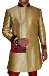 Mens Khakhi kurta for jeans Indian Wedding for Men Indo Western