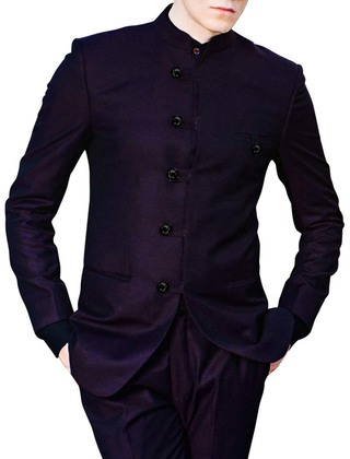 Mens Regency Polyester 2 Pc Jodhpuri Suit Designer
