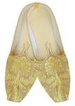 Mens Juti Beige Wedding Mojari Shoes Sherwani Shoes