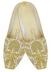 Juti For Men Cream Wedding Shoes Traditional Wedding Shoe For Groom
