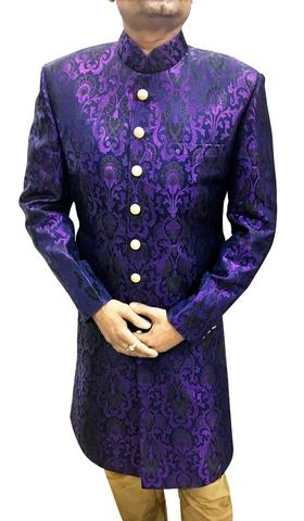 Mens Indian Sherwani Regency Wedding Sherwani Traditional Style Attire