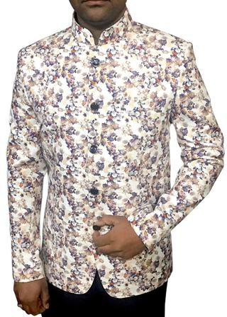 Mens Wedding Jodhpuri suits Cream Jodhpuri Suit