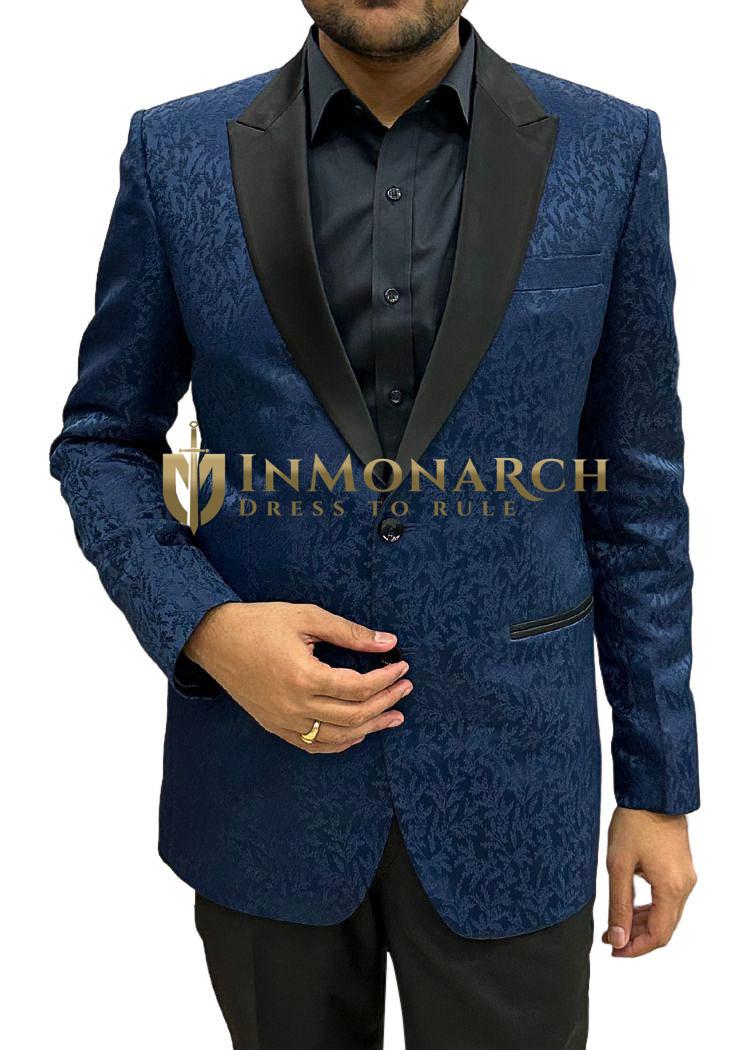 Mens Slim fit Casual Cream Blazer sport jacket coat Shawl Collar