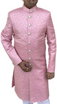 Mens Indo WesternOutfit Pink Maharaja Sherwani Ethnic Indo WesternOutfit
