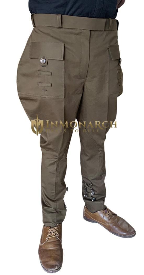 Flair-hip riding designer horseback breeches
