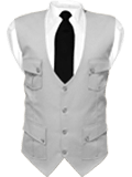 MENS DRESS VESTS