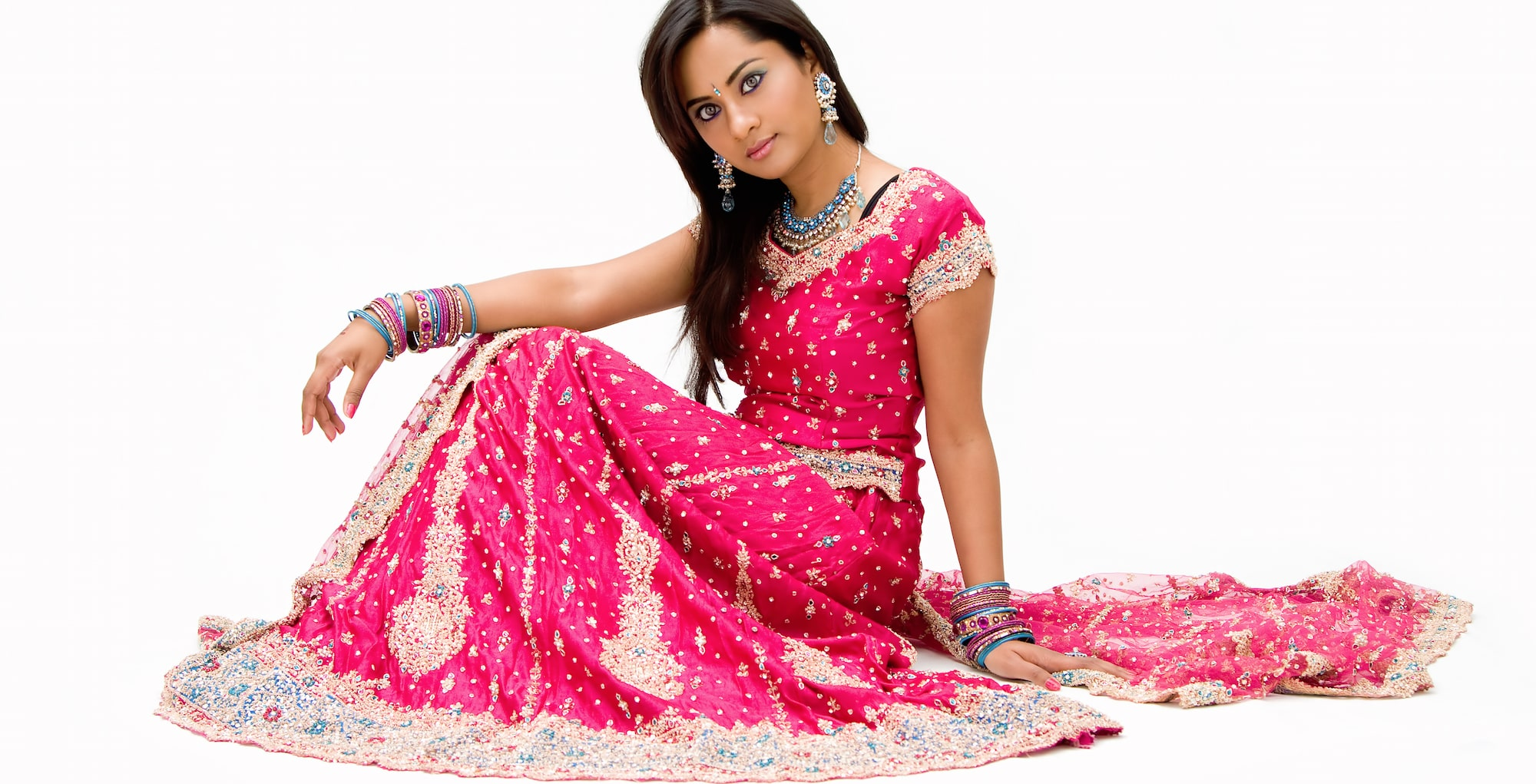 INDIAN BRIDAL LEHENGA FOR WOMEN