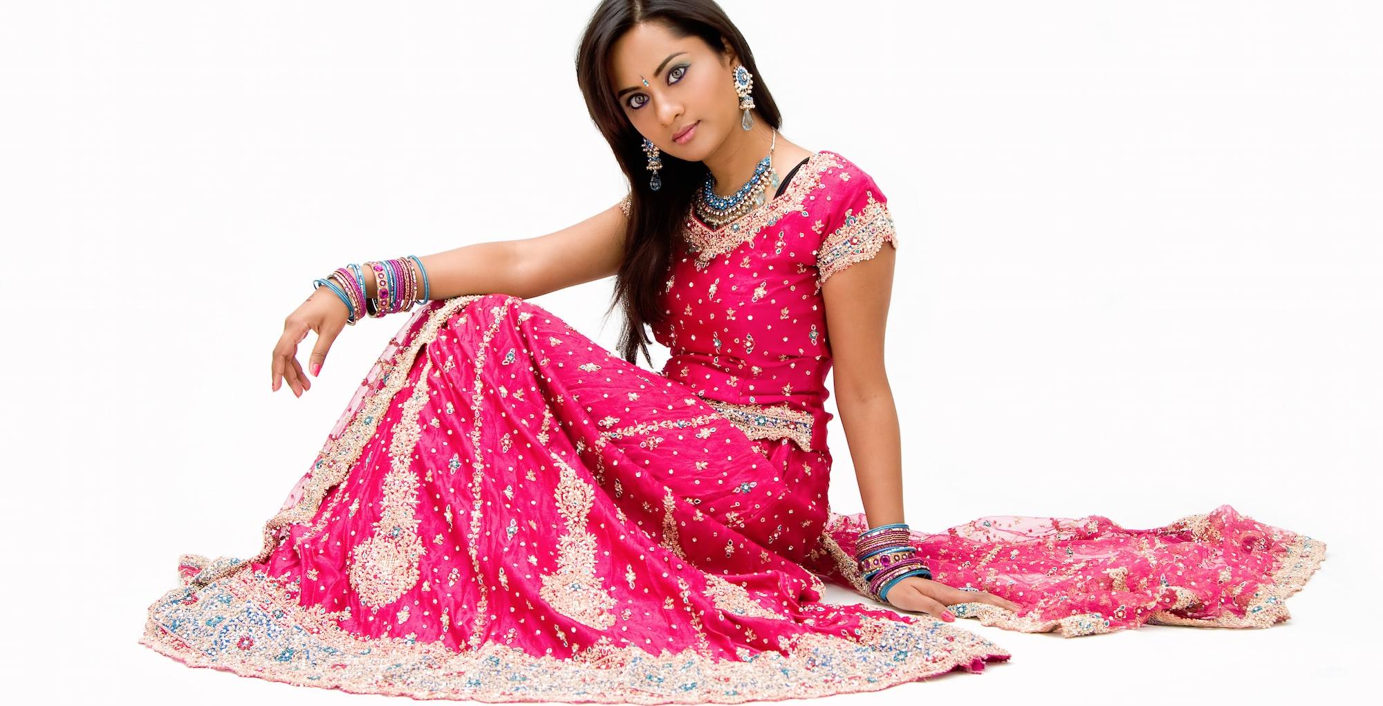 INDIAN BRIDAL LEHENGA FOR WOMEN