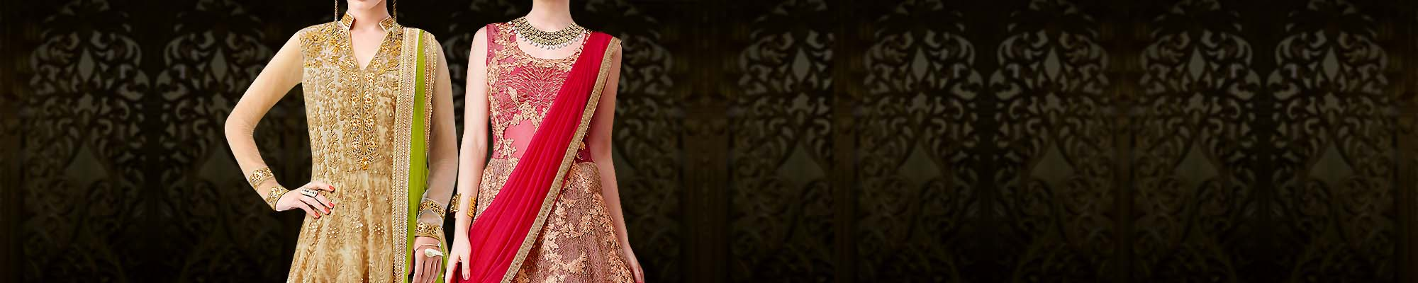 Indian Designer Salwar Kameez Suits for Women