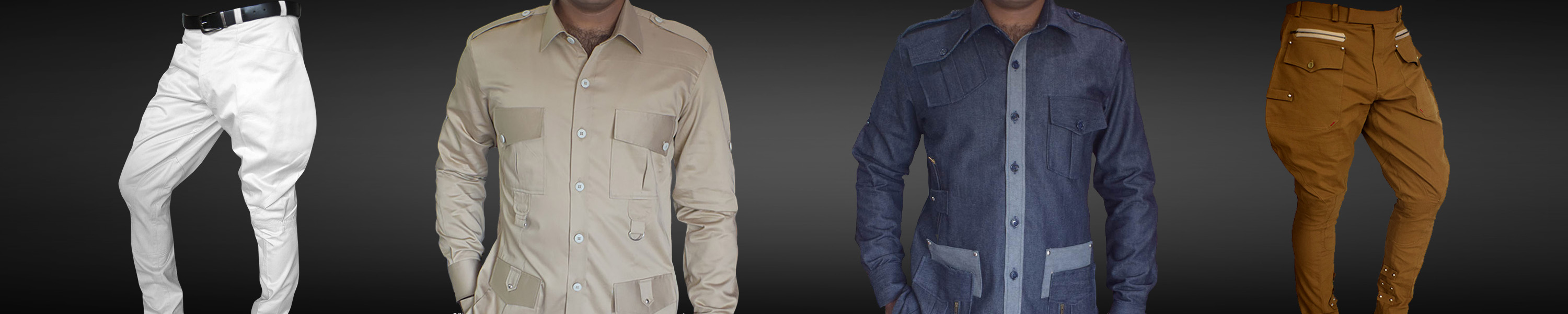 MENS RIDING AND HUNTING OUTFITS