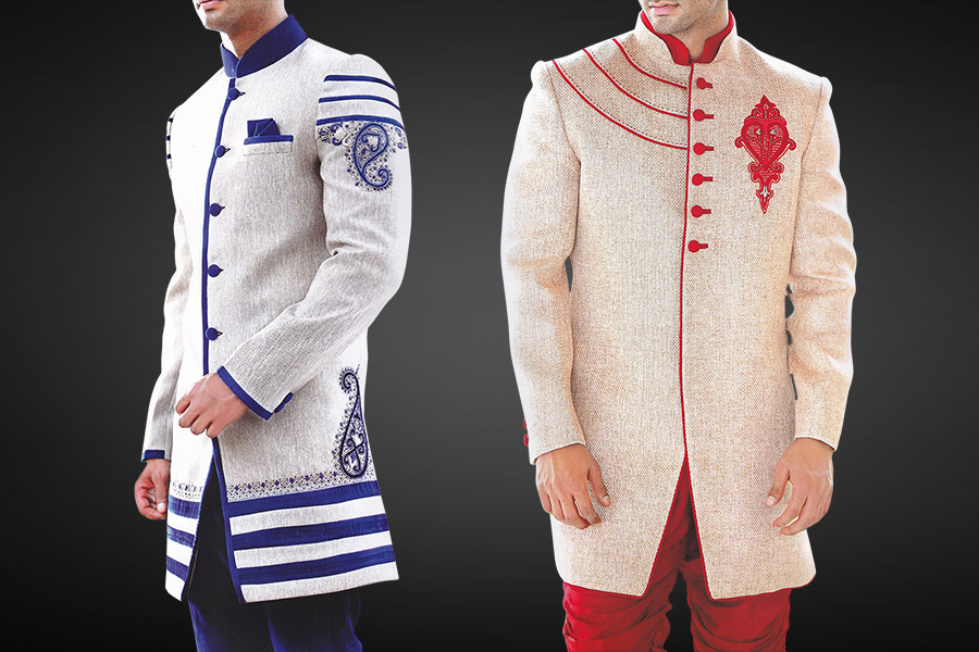 MENS INDOWESTERN SUITS