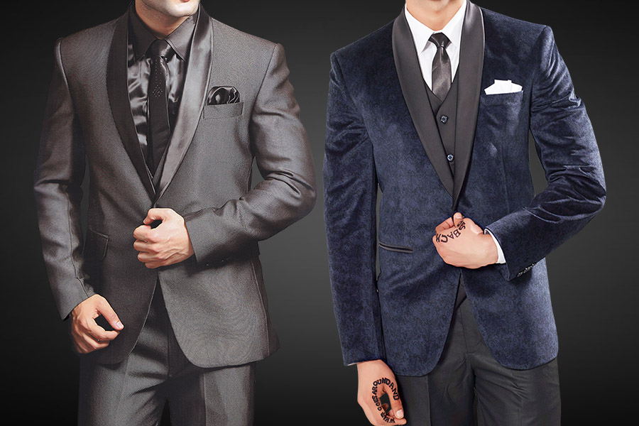 MENS PARTYWEAR SUITS