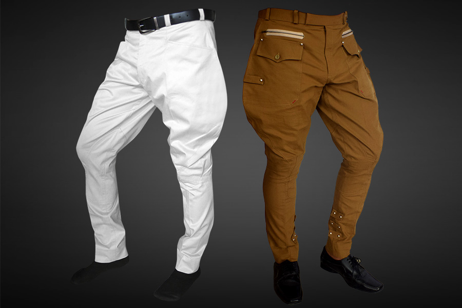 MENS BAGGY BREECHES