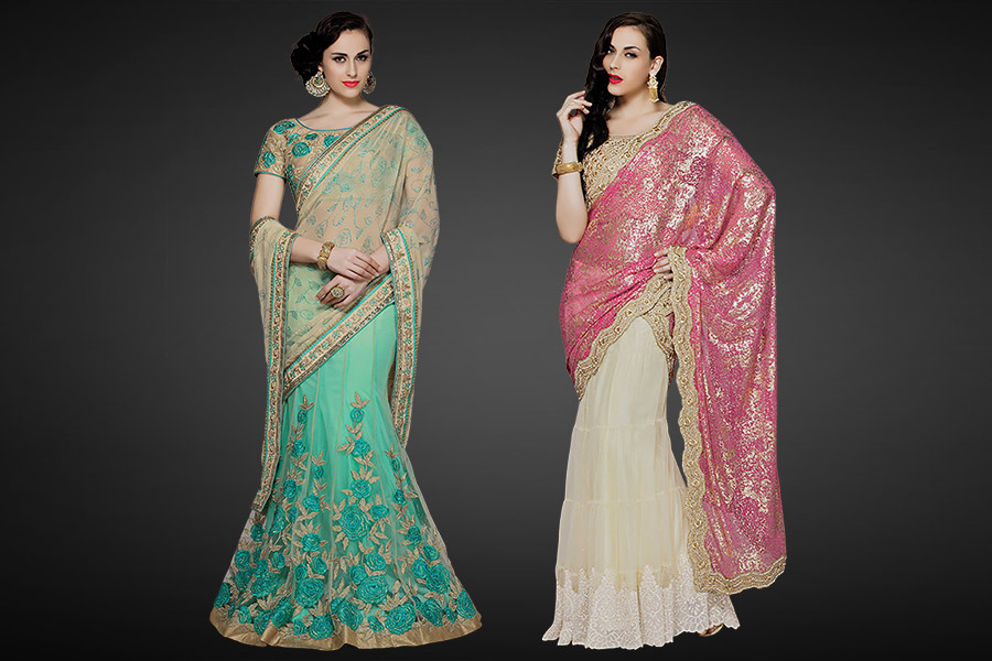 DESIGNER LEHENGAS FOR WOMEN