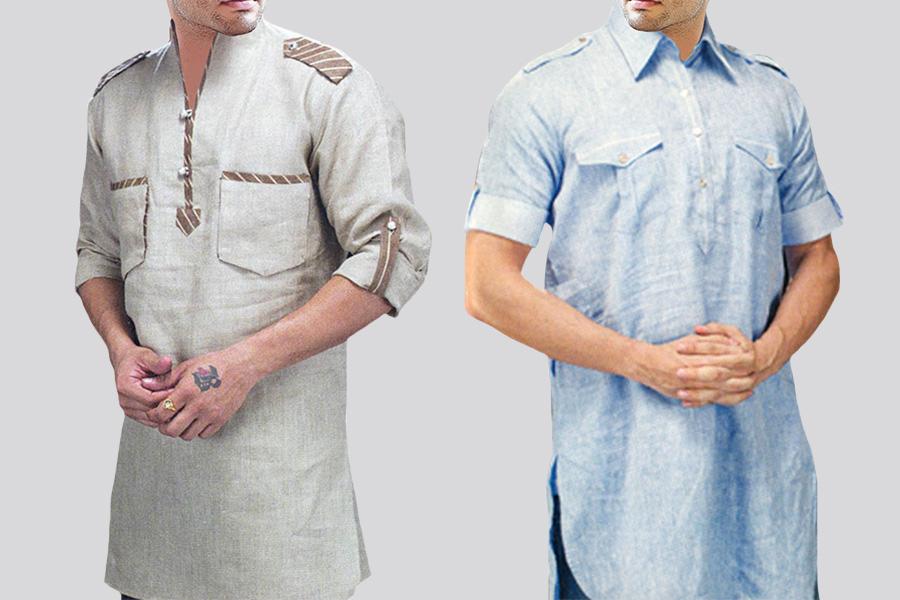 LINEN SHIRTS FOR MEN