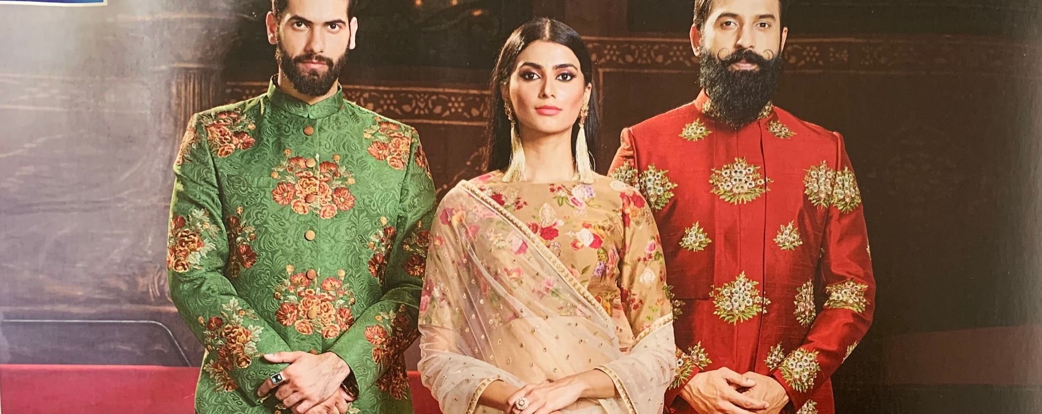 Mens Indowestern Suits
